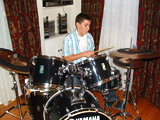 Drums lessons for teenagers