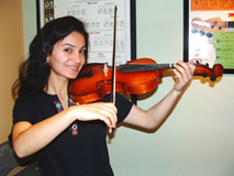Violin lessons for adults